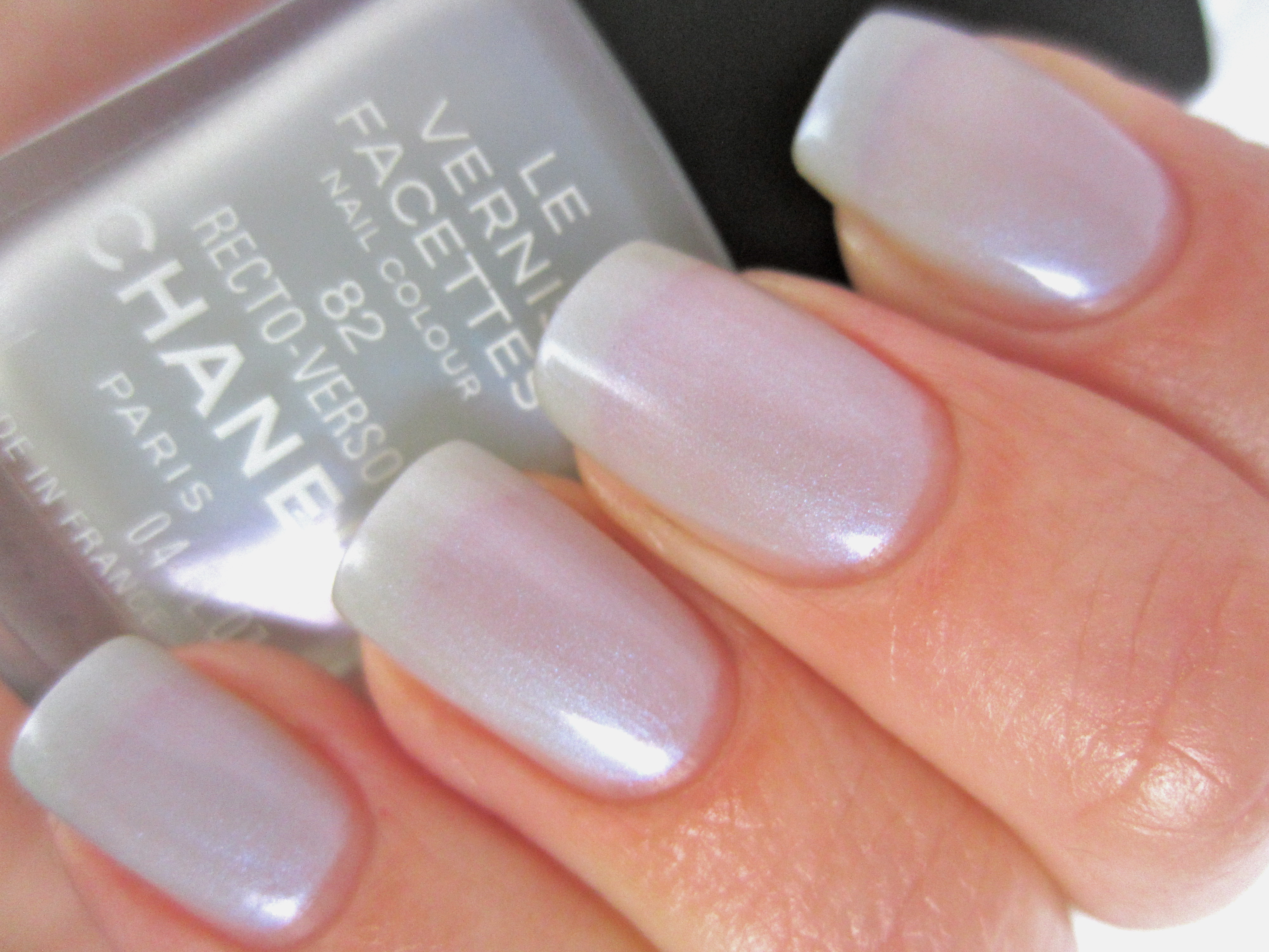 Vintage CHANEL: Le Vernis Facettes #82 Recto-Verso and #83 Clair ...