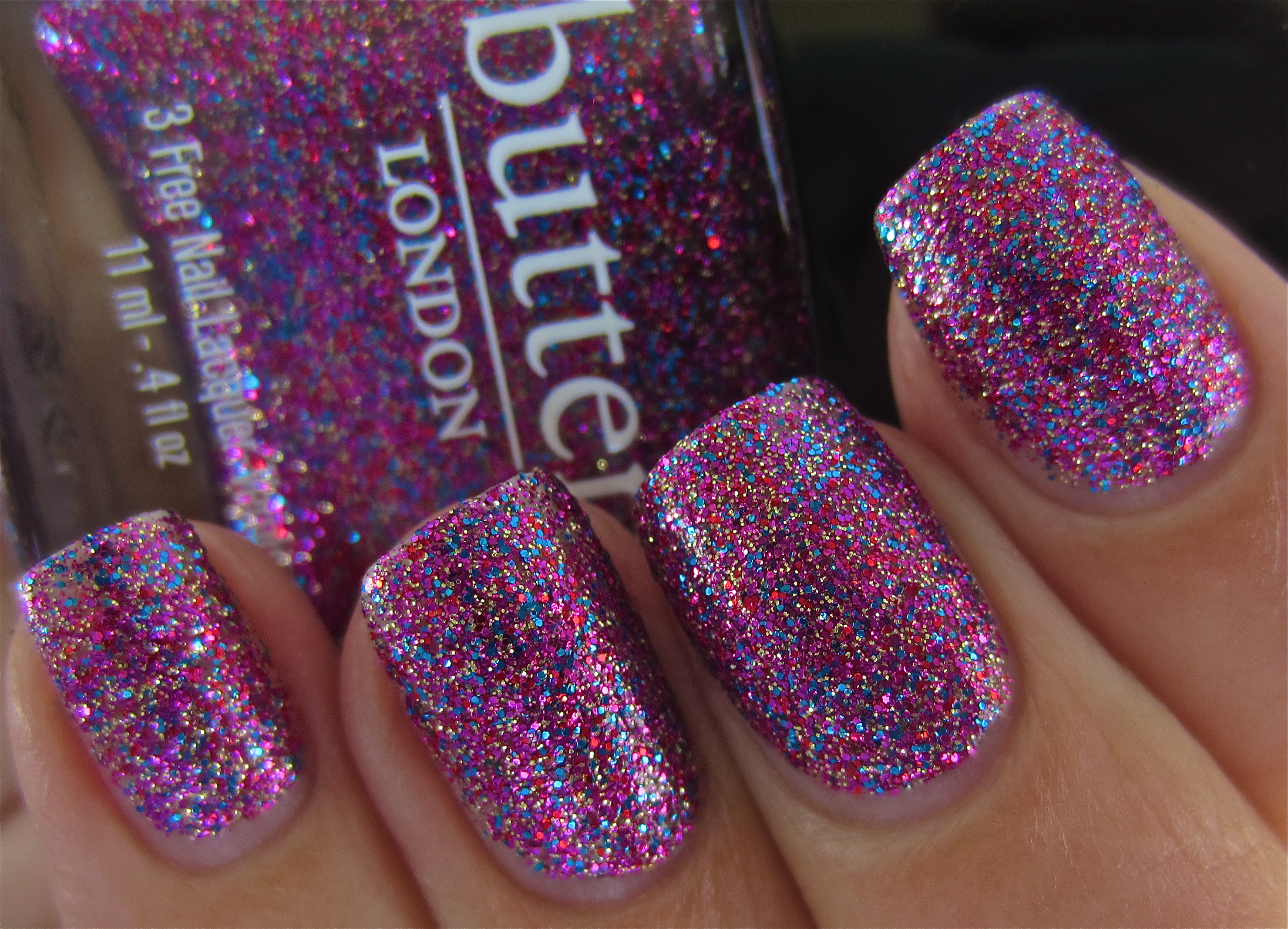 Butter London: Autumn/Winter 2012 – Colours from the Catwalk Collection (swatches & review)