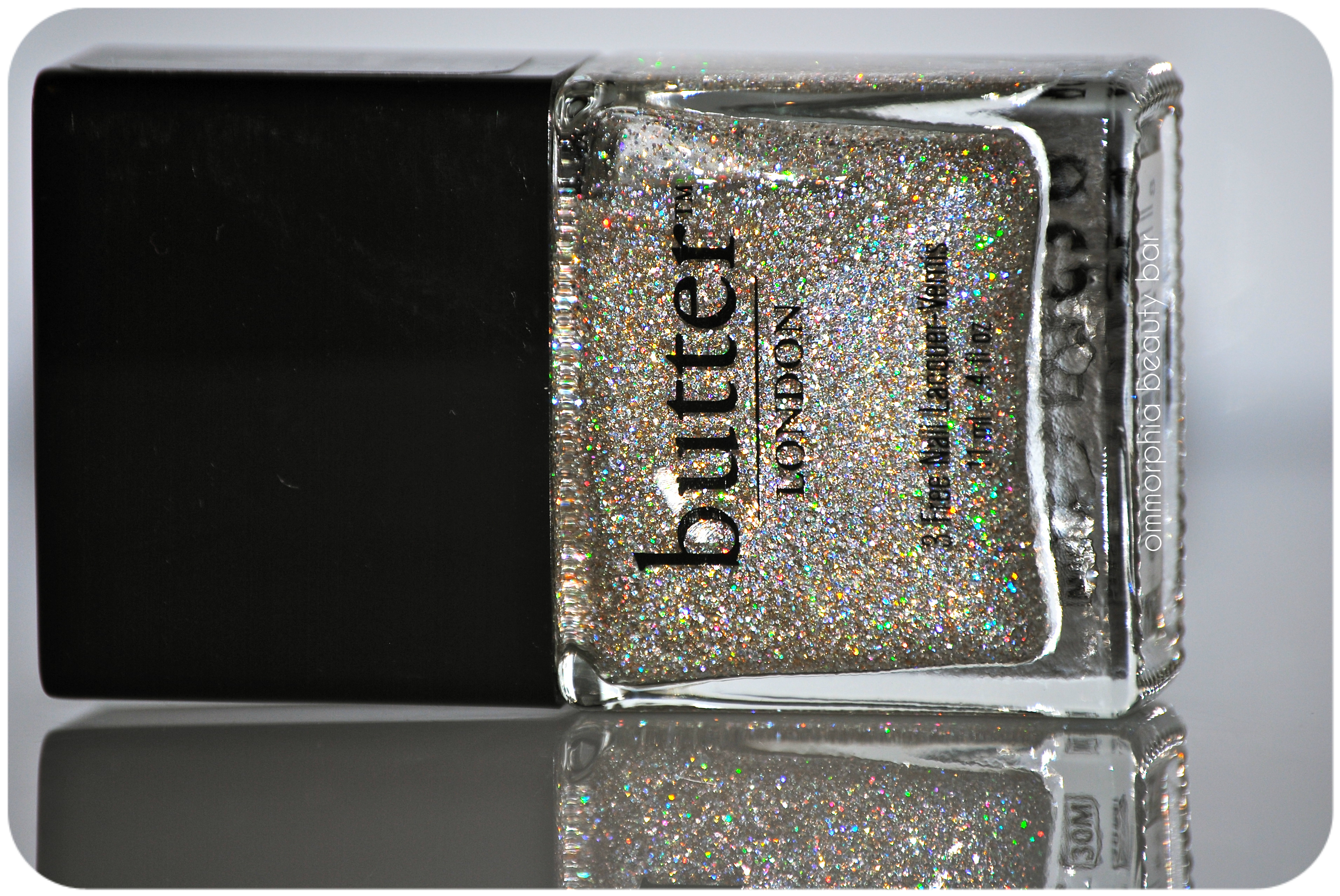 Butter London Holiday 2012 Collection (swatches & review)