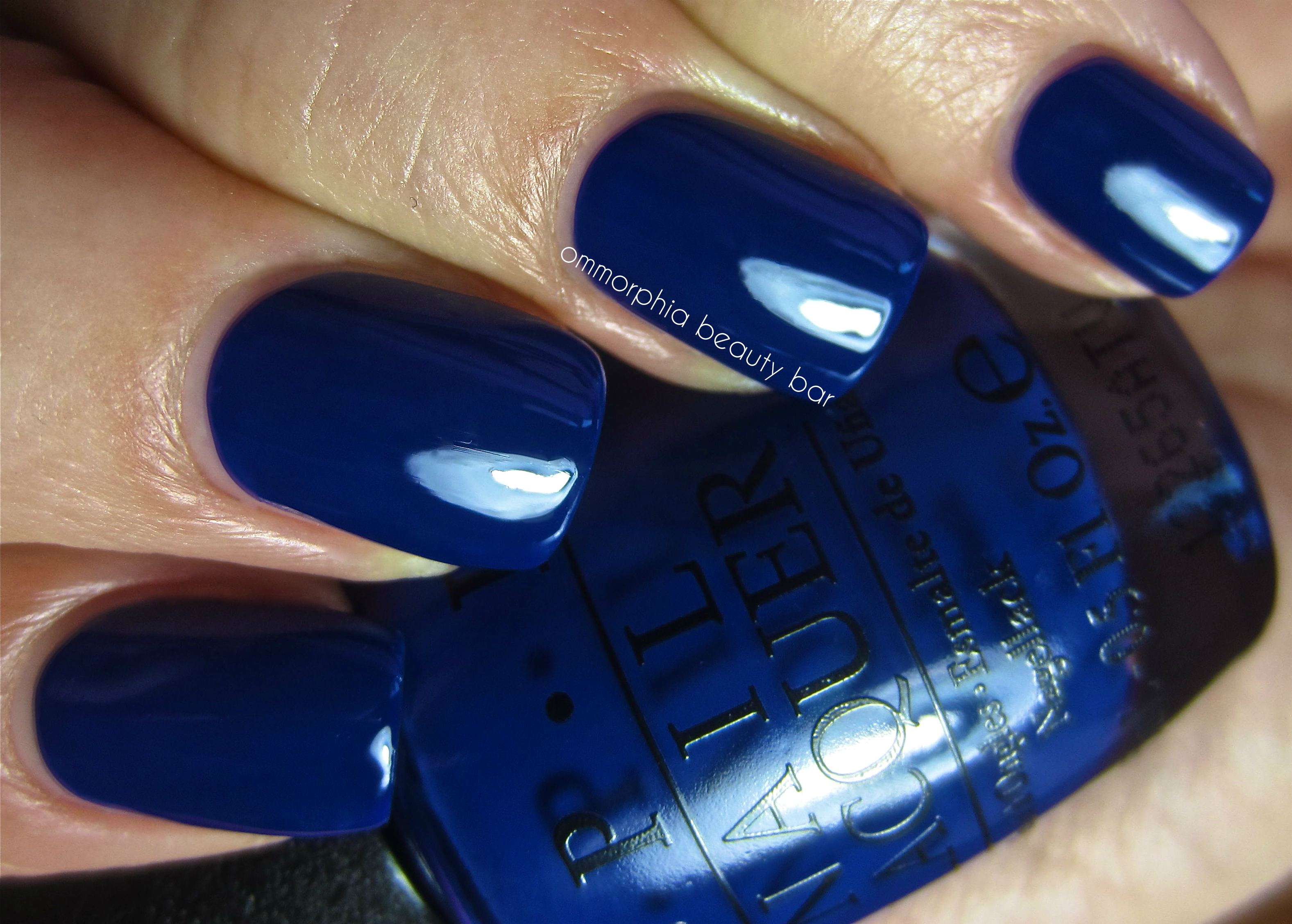 "OPI Euro Centrale Collection for Spring/Summer 2013 – part 2 ""Moody ..."