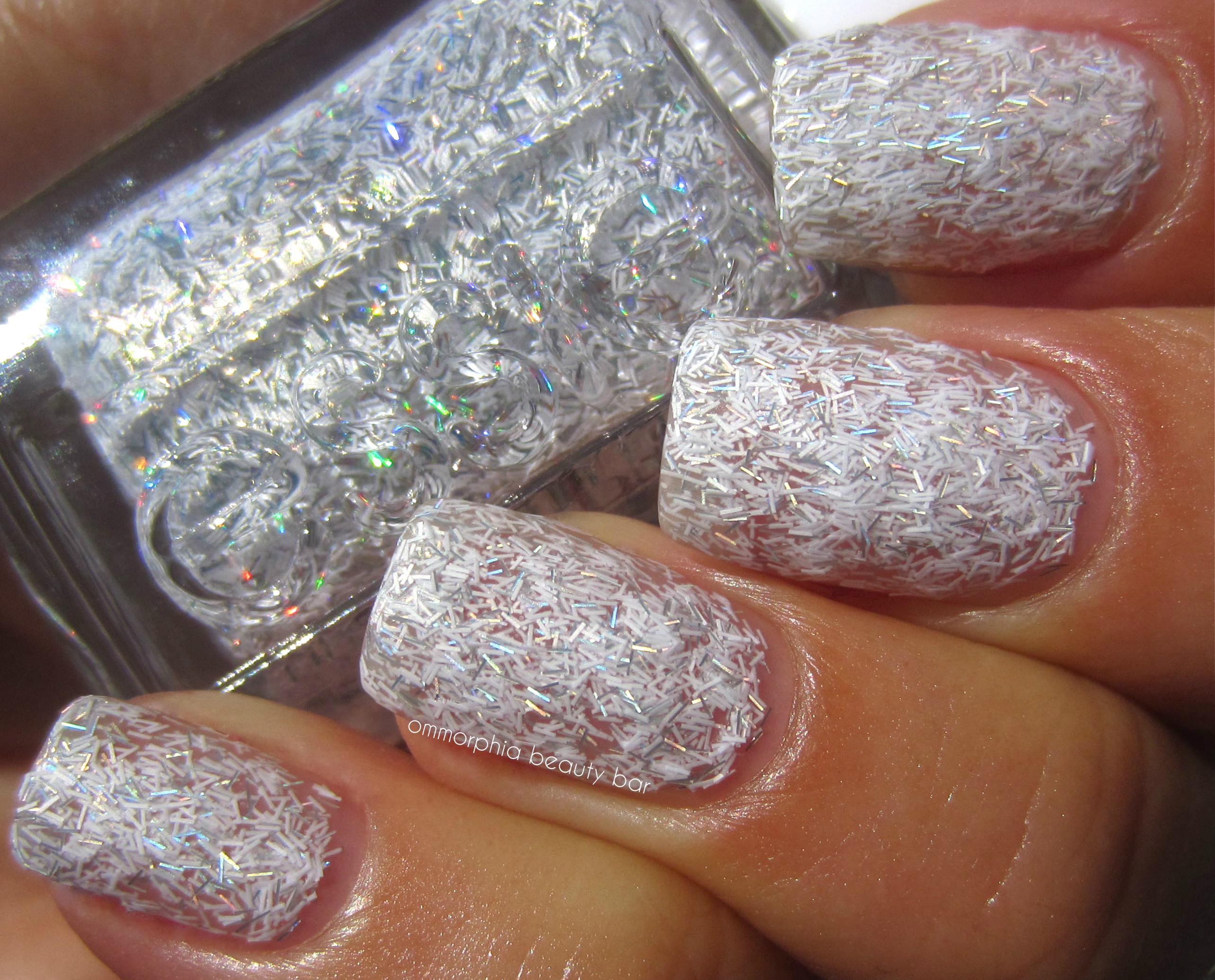 Essie On A Silver Platter | ommorphia beauty bar