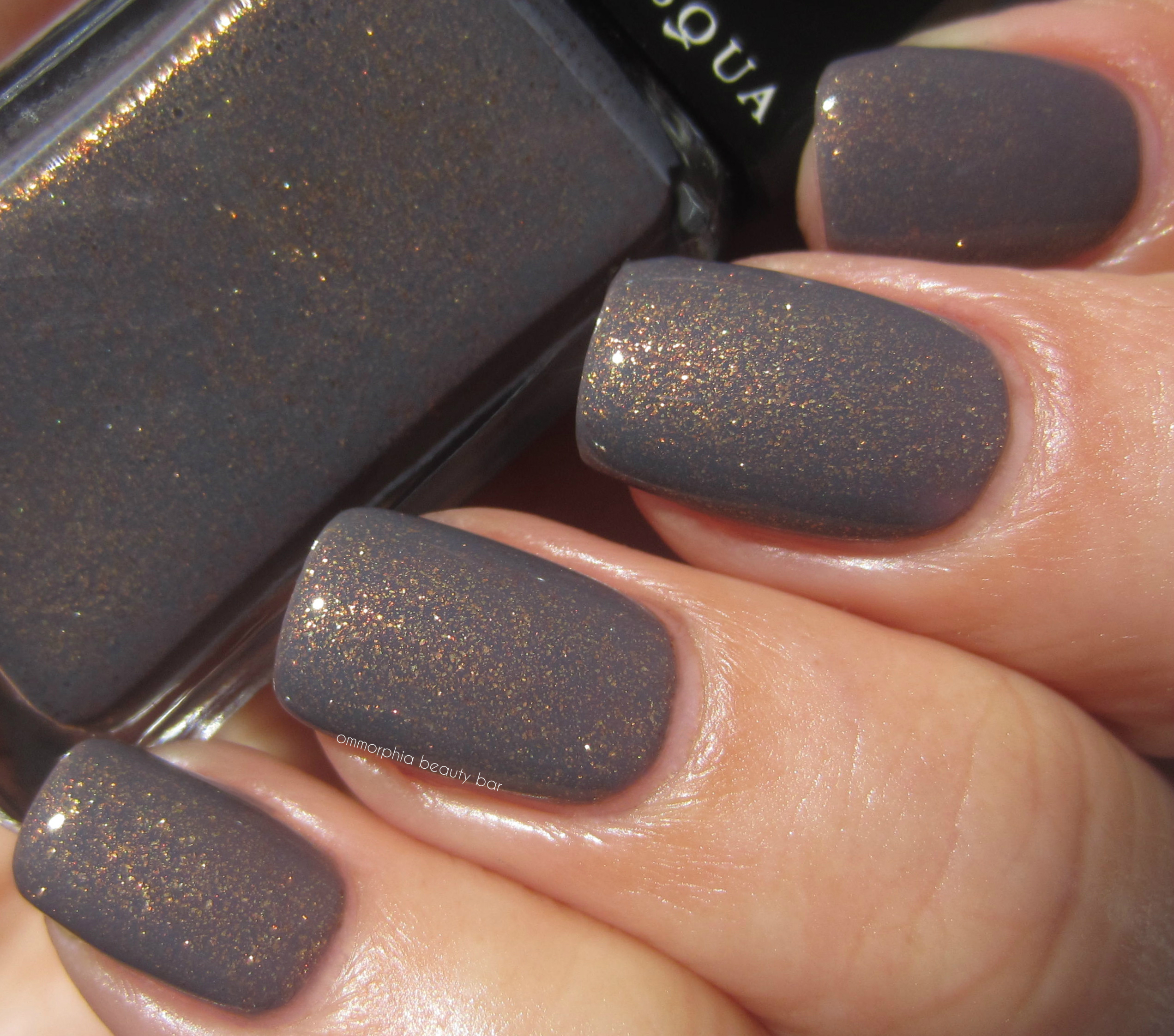 Illamasqua Facet Nail Varnish Swatch