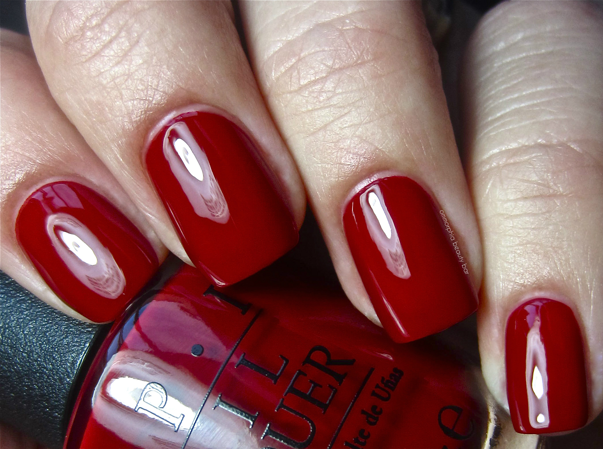 OPI – Mariah Carey Holiday 2013 Collection 'the reds ...