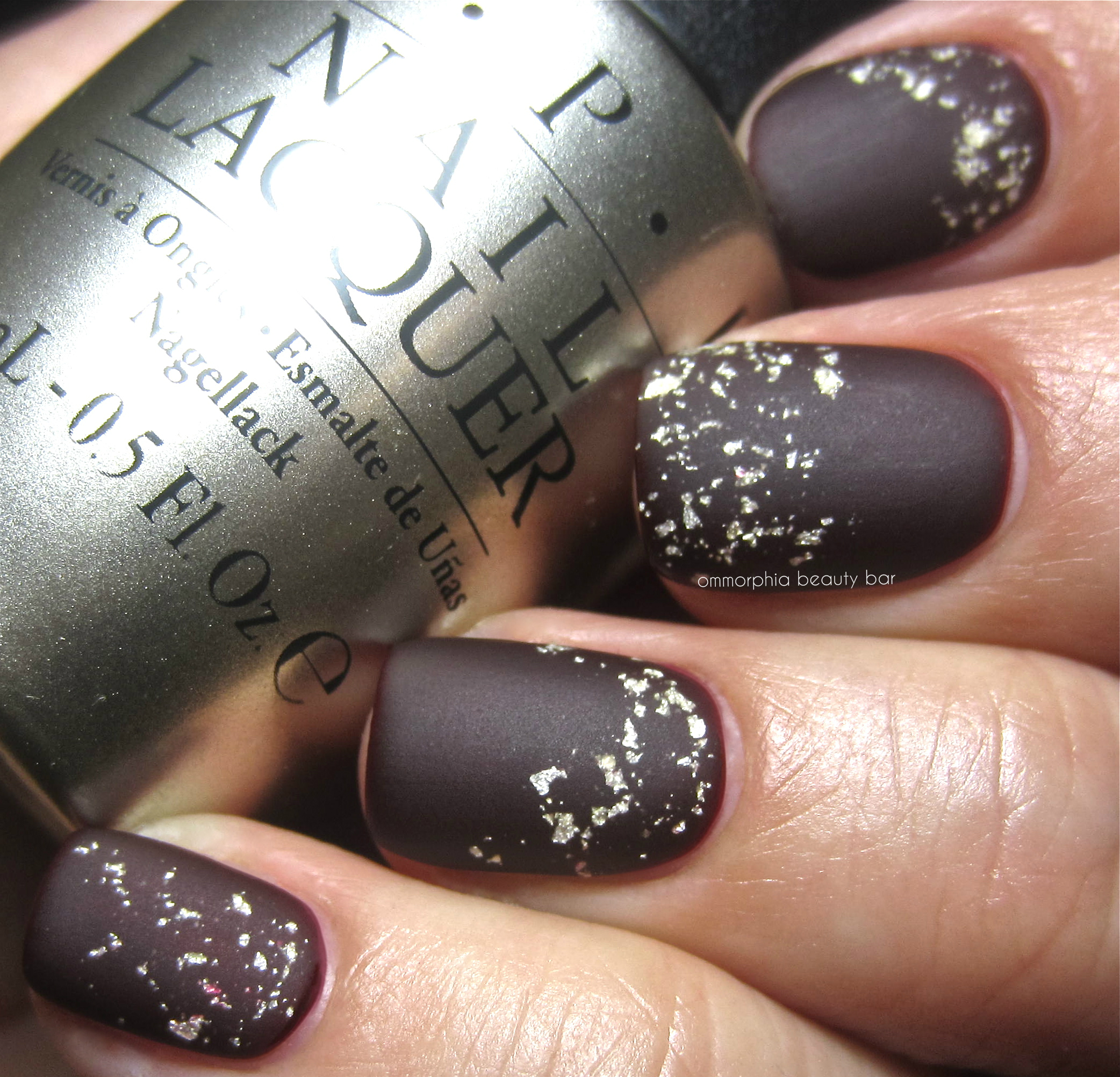 OPI – Pure 18k Gold & Silver Top Coat (LE) Mariah Carey Holiday 2013 ...