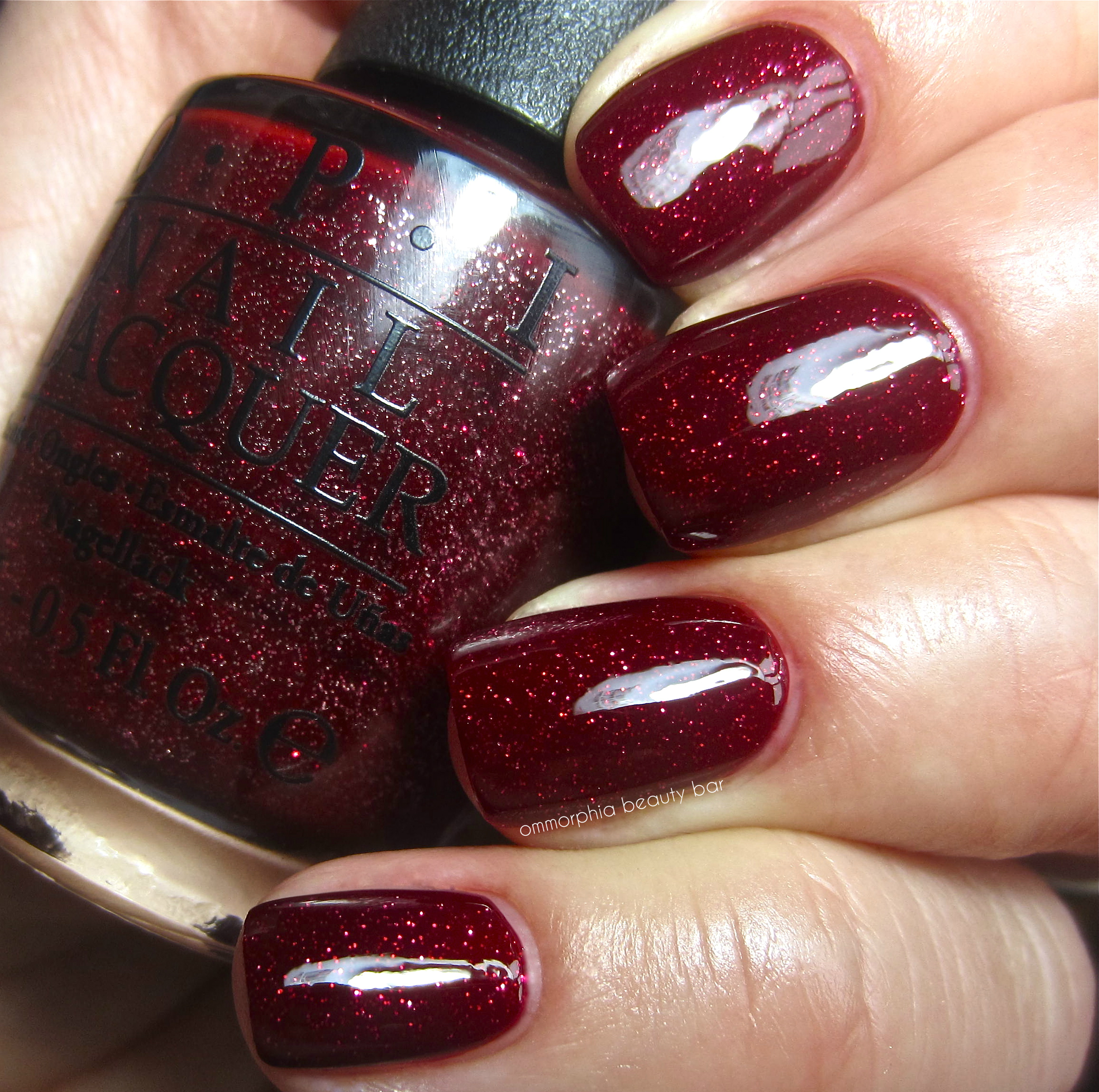 opi – mariah carey holiday 2013 collection 'the reds' | ommorphia