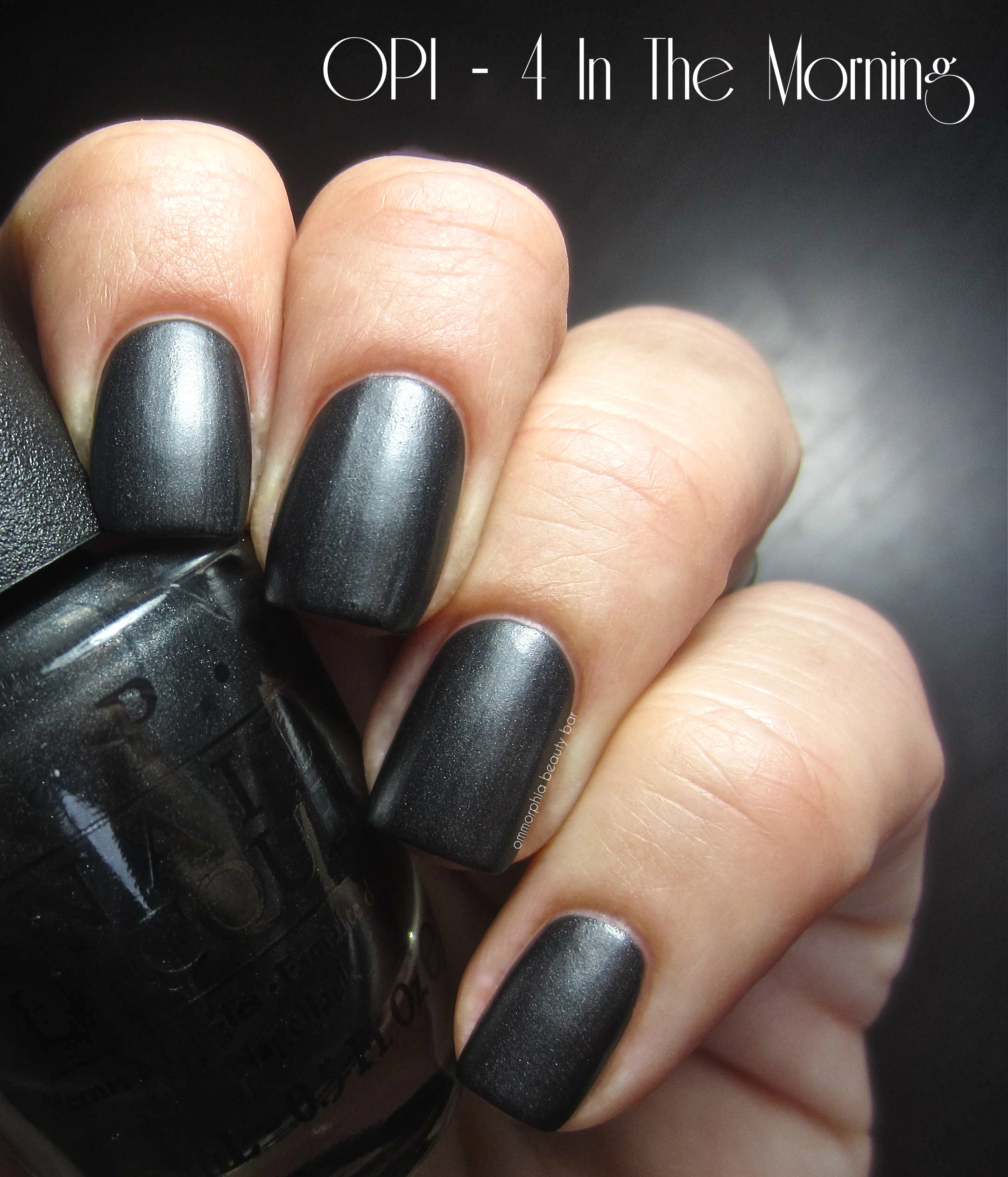 OPI 4 In The Morning s...