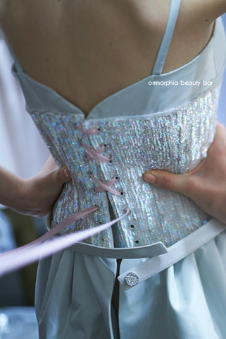 Chanel backstage beauty spring summer 2014 haute couture for Haute couture details