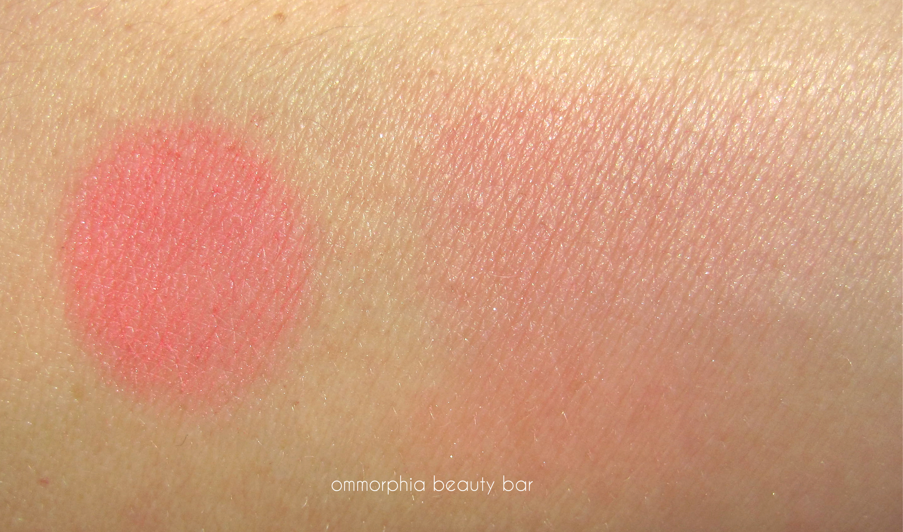 Dior Corail Bagatelle swatch