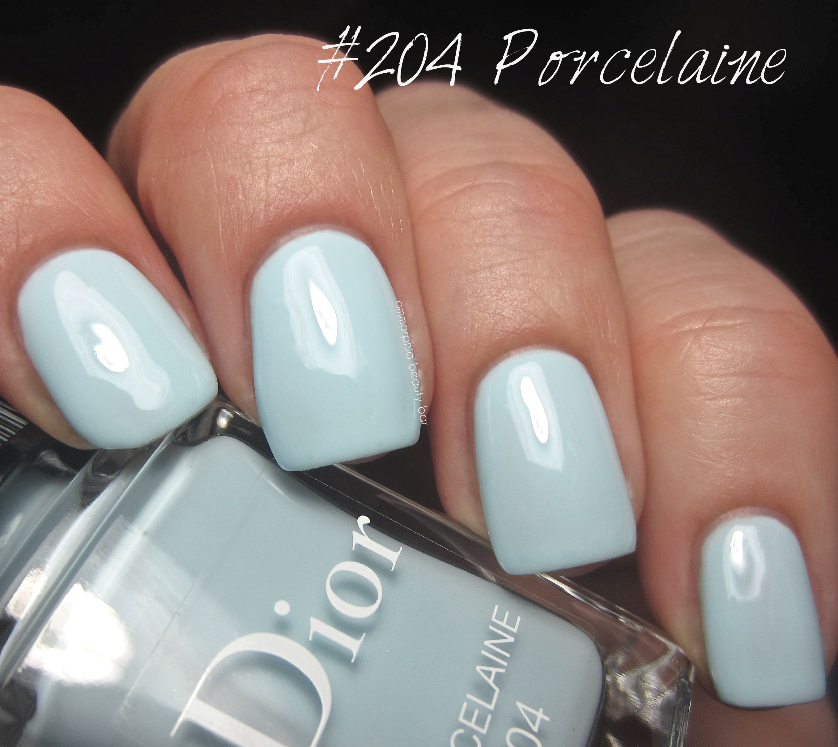 Dior Porcelaine swatch