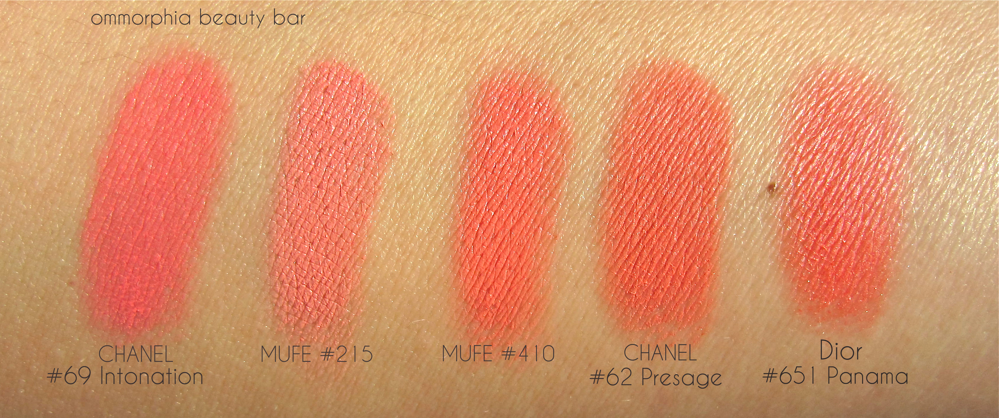 HD Blush by Make Up For Ever #21