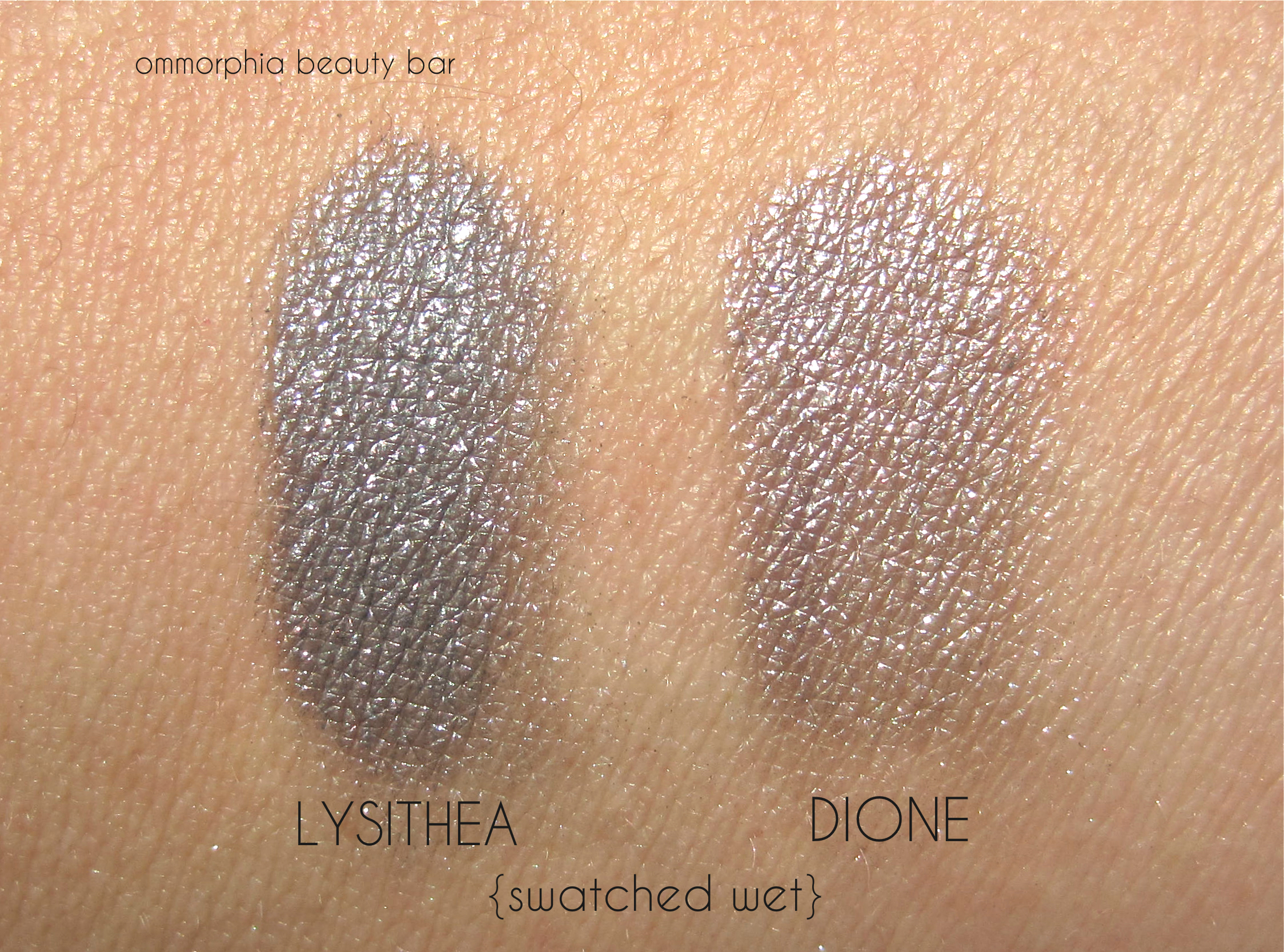 Nars Dual Intensity Eyeshadow In Lysithea & Dione With #49 Wet  Bakedeyeshadowinfo How To Apply