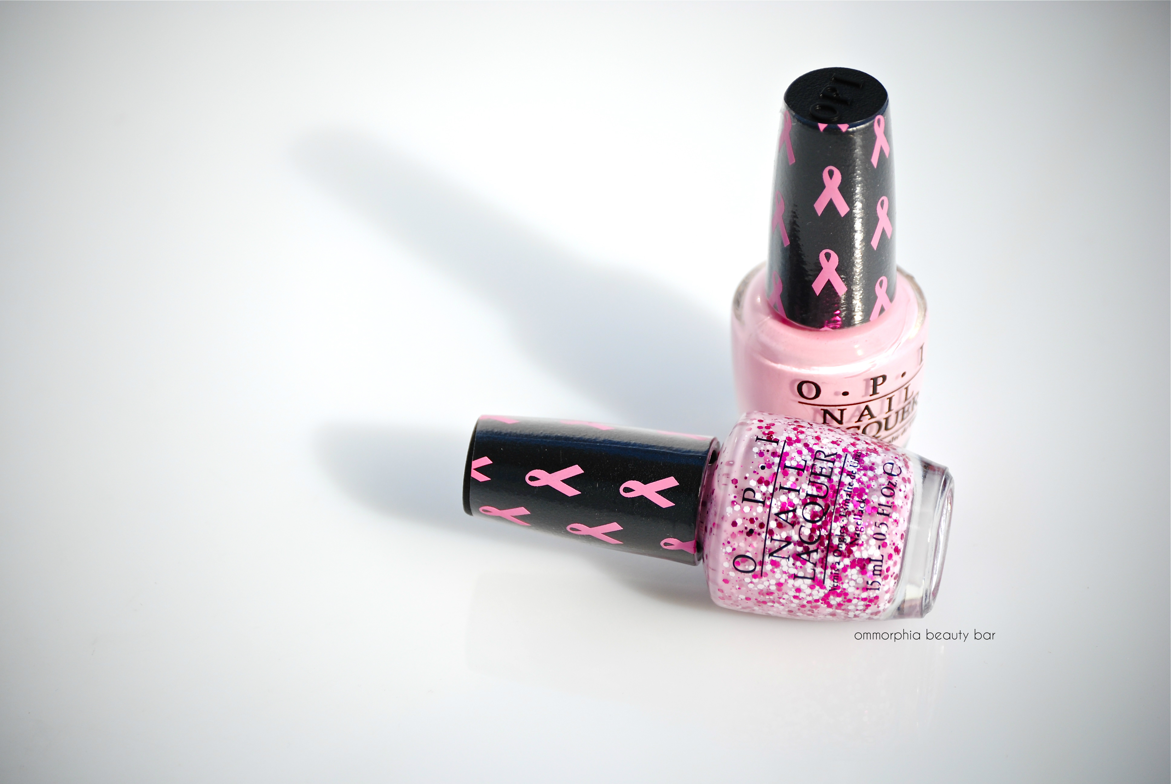 OPI Pink of Hearts 2014 opener
