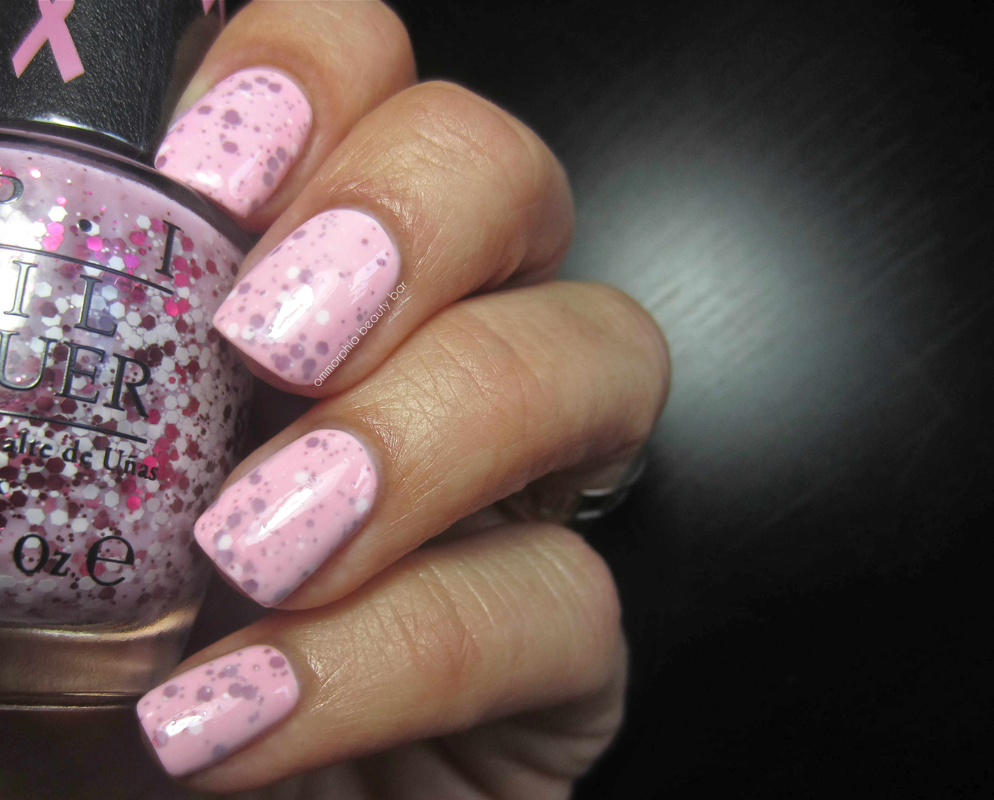 OPI Pink of Hearts duo & Funny Bunny
