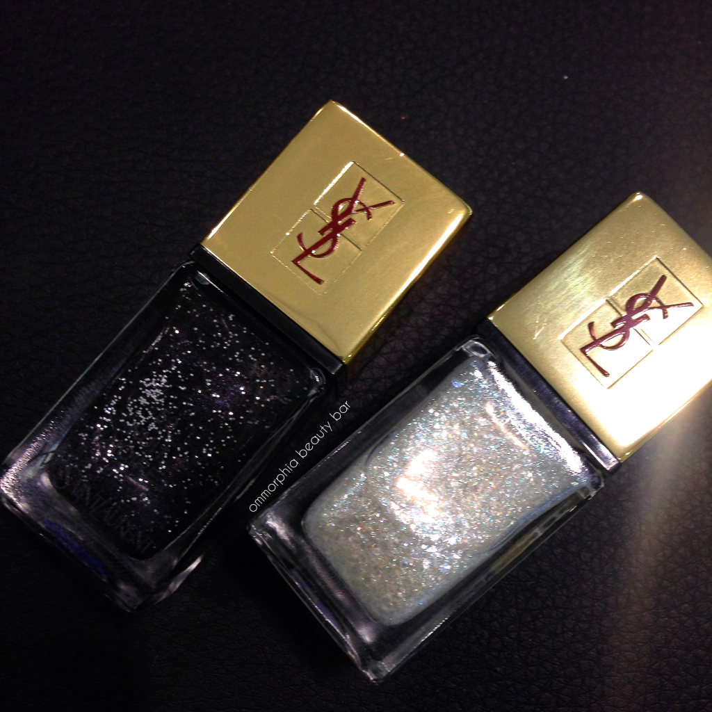 YSL x GoogleGlass Spring 2015 Collection lacquers