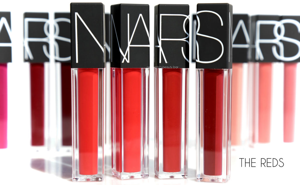 NARS Velvet Lip Glide The Reds